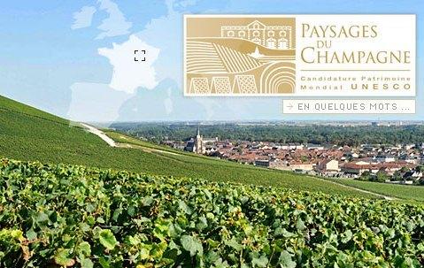 Paysages de Champagne à l'UNESCO