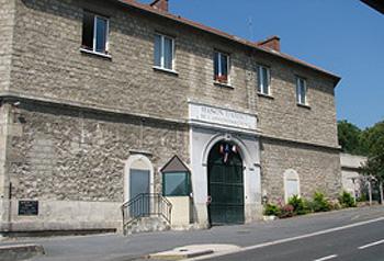 Centre pénitentiaire de Château-Thierry
