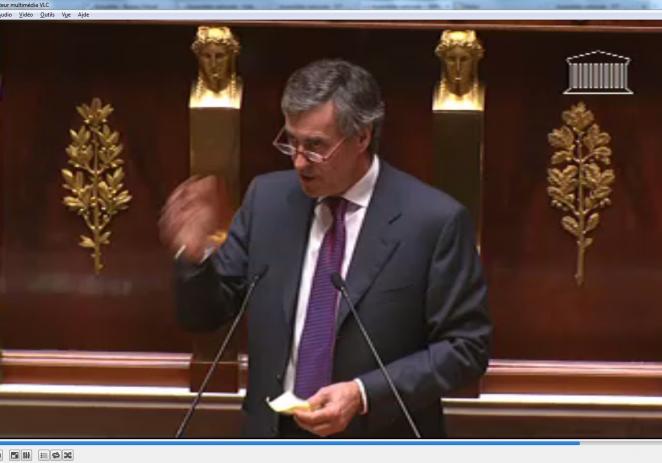Jérôme Cahuzac cite… Jean de La Fontaine !