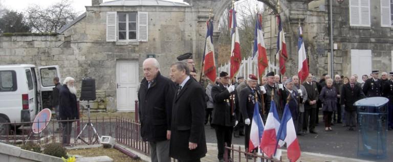 Commémoration de la fin de la guerre d'Algérie – Braine