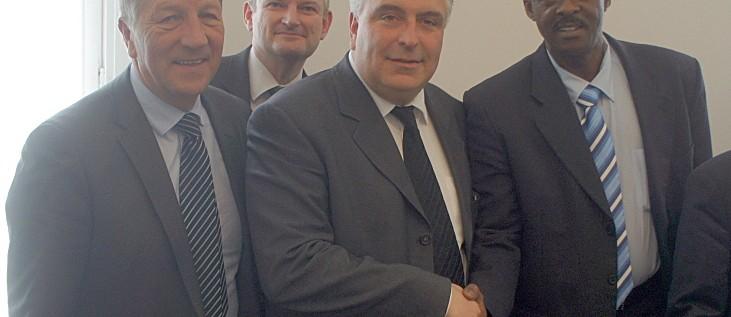 Audition de Frédéric Cuvillier, ministre délégué au transport