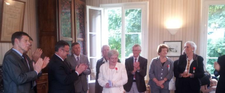 Marie-Madeleine CAILLET-DESMAREST : l'oenologie à l'honneur