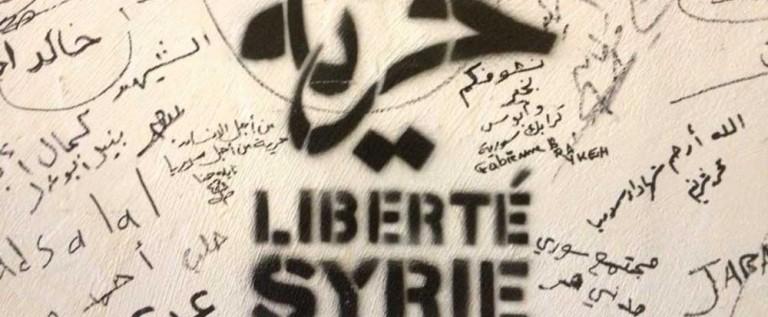 Intervention en Syrie : je suis contre