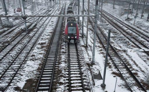 Une journée blanche pour les usagers de la SNCF