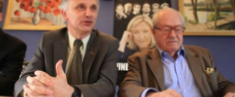 """Le Pen : jeux de """"maux"""""""