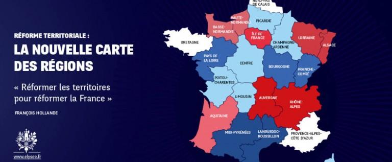 """Oui à une super région """"Picardie-Champagne Ardenne"""""""