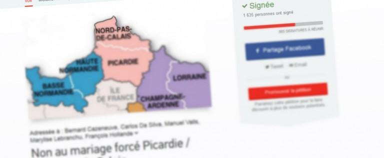 Lu dans les commentaires de la pétition