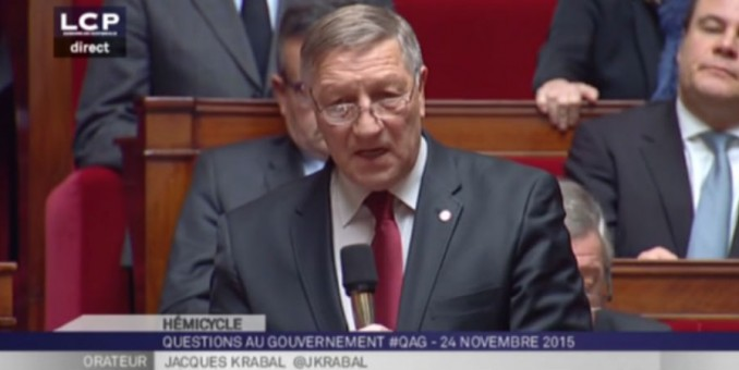 Victimes des attentats : ma question au gouvernement
