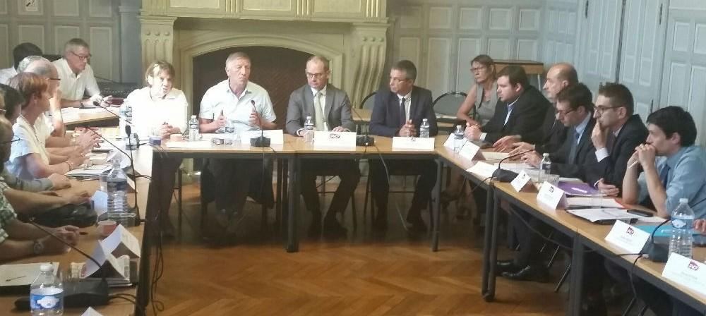 Table ronde SNCF : après les engagements, nous attendons les actions !