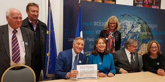 Territoire à Energie Positive : 2 millions d'euros pour notre territoire !