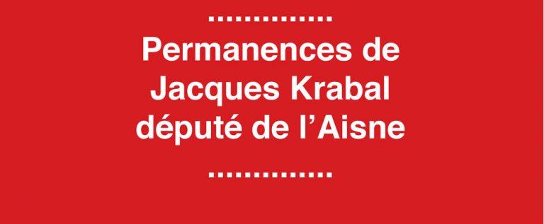 Rencontrez votre député samedi 29 juillet à Château-Thierry