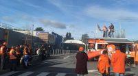 Mobilisé pour le maintien des conditions de travail des salariés de Carrefour Château-Thierry!