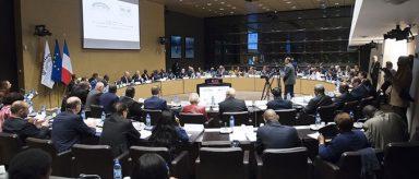 Intervention de Jacques Krabal, nouveau Secrétaire général de l'Assemblée Parlementaire de la Francophonie