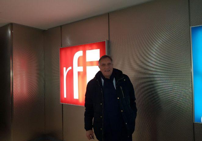 La Francophonie, quels enjeux? Mes réponses sur RFI